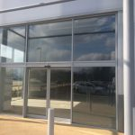 curtain walling manufactured by SRL Ltd