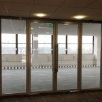 fire rated window and doors installed by SRL Ltd