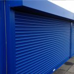 roller shutter installation by SRL Ltd