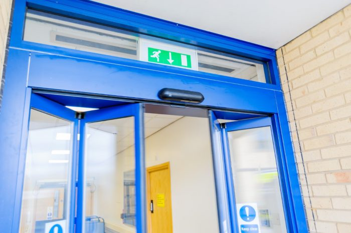 Automatic Doors Uk Srl Ltd