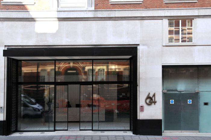 64 North Row, Mayfair