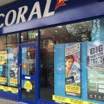 coral shop front