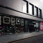 flannels shop front