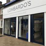 lombardos shop front